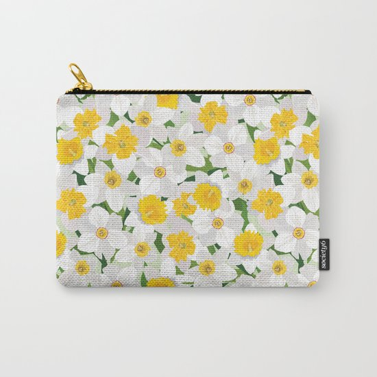 Spring in the air #4 Carry-All Pouch