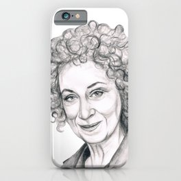 Margaret Atwood iPhone Case