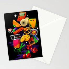 BORN 88 Stationery Cards