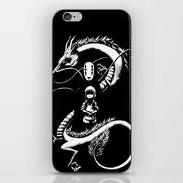 A Noir Spirit iPhone Skin