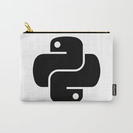 I love Python Carry-All Pouch