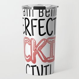 Ronan Lynch Awesome Travel Mug