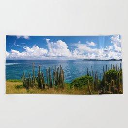 Ocean Coast Beach Towel