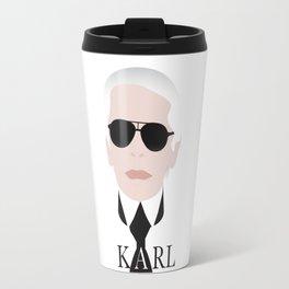Karl Lagerfeld Travel Mug