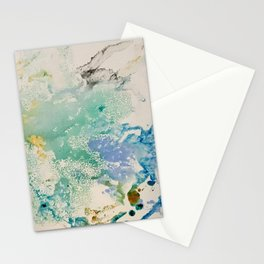 Meditative Conclusion Stationery Cards