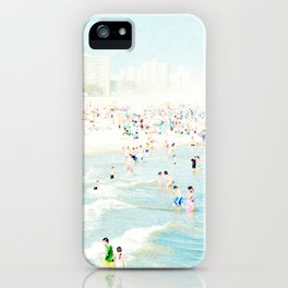 Peeps Dips iPhone Case