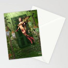 The Way To Fairyland Stationery Cards