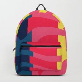 Stripe Grime Backpack