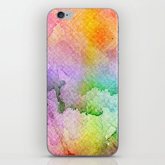 Vitamin Orchard iPhone & iPod Skin