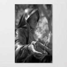 Grab my hand Canvas Print