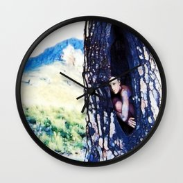 Life Obscurer Wall Clock