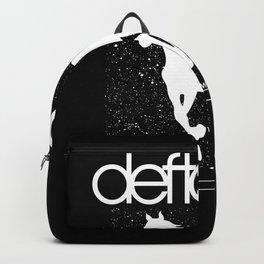 Deftone White Pony Backpack