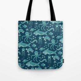 Sealife Tote Bag
