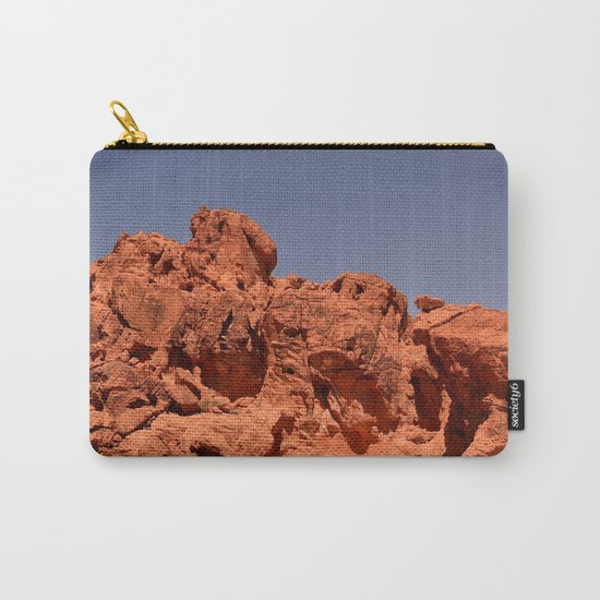 Red Valley III Carry-All Pouch