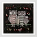Owl_Love_SA_01b by tsartworks