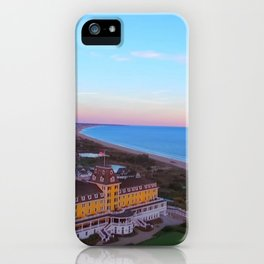 Ocean House - Watch Hill - Westerly, Rhode Island iPhone Case