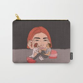 You're a bad idea. I like bad ideas. Carry-All Pouch