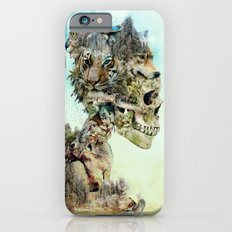 Nature Skull Slim Case iPhone 6s