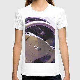 Chery QQ Electric Steering Wheel T-shirt