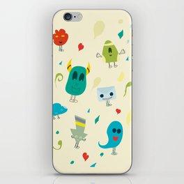 I mostri iPhone Skin