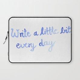 Writing motivation #2 Laptop Sleeve
