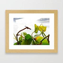 Mend I Framed Art Print