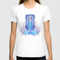 elsa T-shirts featuring Elsa by NicoleGrahamART