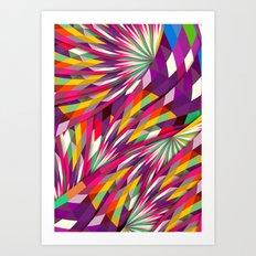 Sweet Wind Art Print