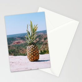 Pineapple Lovin Stationery Cards