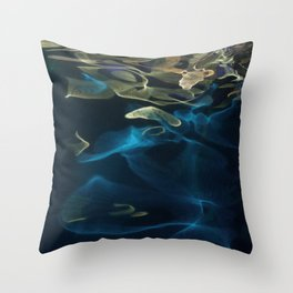 H2O #49 Throw Pillow