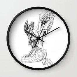 Taniwha Wall Clock