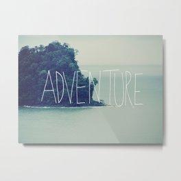 Adventure Island Metal Print