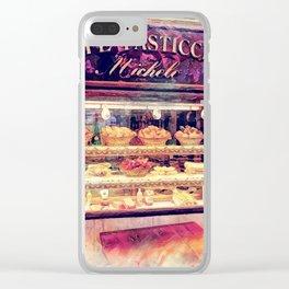 Erice art 9 #sicili Clear iPhone Case
