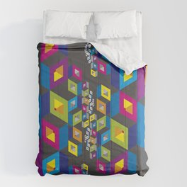 Socialization Colors Comforters