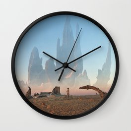 Looking for ID Wall Clock