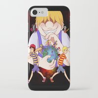earthbound iPhone & iPod Cases featuring Earthbound 2+3 by m0ny