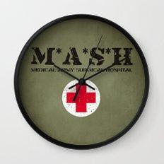 MASH Wall Clock