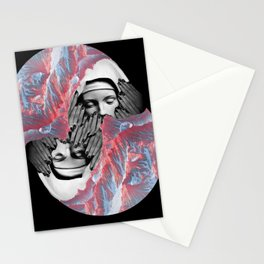 To Lie In Cold Obstruction And To Rot Stationery Cards