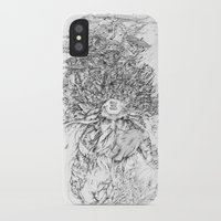 hell iPhone & iPod Cases featuring Hell  by Tim Lord Art