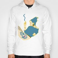 smoking Hoodies featuring Smoking by YTRKMR