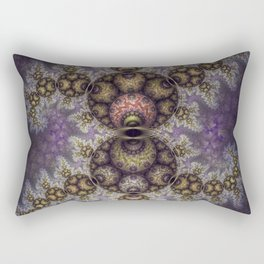 Magic in the air, fractal pattern abstract Rectangular Pillow