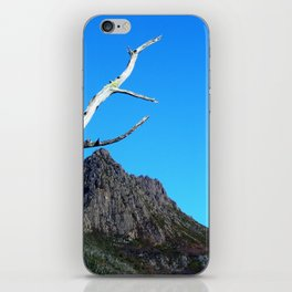 Up at Cradle Mountain iPhone Skin