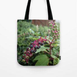 Pretty Deadly-Pokeweed DPG150828a Tote Bag