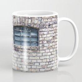 windows Stone walls Coffee Mug
