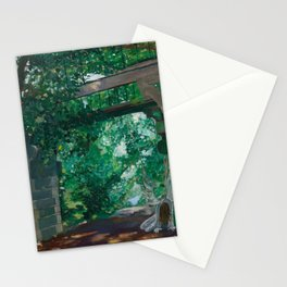 Green Lane Bridge - Wormelow, Herefordshire Stationery Cards