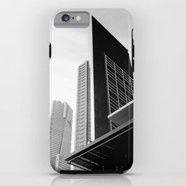 City Buildings iPhone Case