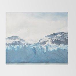 Glacier Giant Throw Blanket