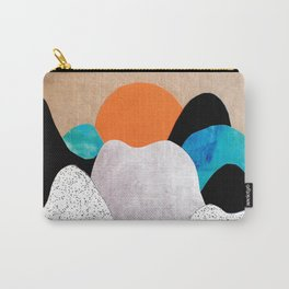 Paper mountains Carry-All Pouch