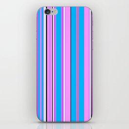 Stripes-007 iPhone Skin
