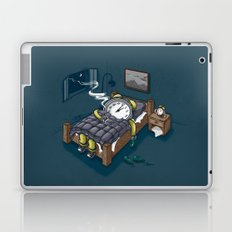Sleep Modus Laptop & iPad Skin